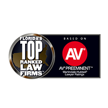 Florida's Top Ranked Law Firms Logo